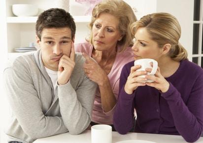 No aguanto a la familia de mi pareja