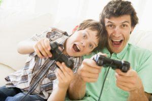 juega con tus hijos